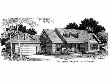 Country House Plan, 004H-0078