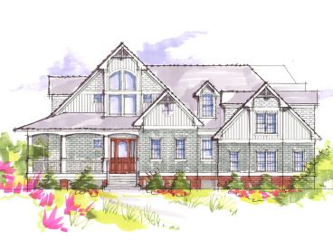 Luxury House Plan, 041H-0110