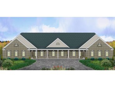 Strip Mall Plan, 006C-0047