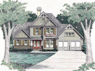 Affordable Home Plan, 045H-0052