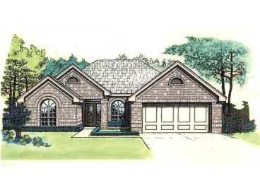 Small House Plan, 002H-0003