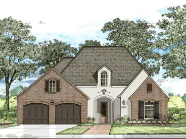 Small House Plan, 079H-0004