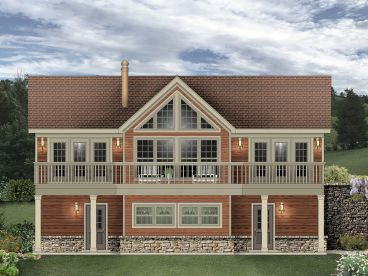 Carriage House Plan, 006G-0170