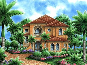 European Home Design, 040H-0060