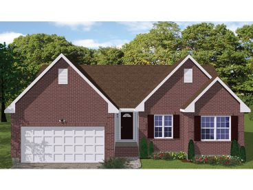 Traditional House Plan, 078H-0065