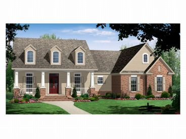 Affordable Home Plan, 001H-0062
