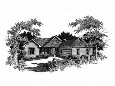 Ranch Home, 030H-0049