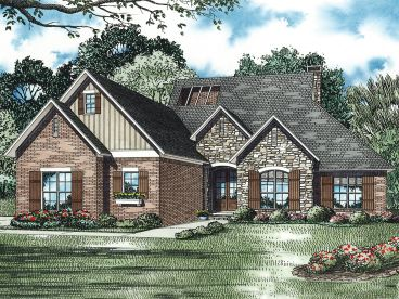 Unique House Plan, 025H-0229