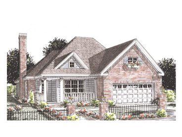 Empty nester house plans one story empty nester home for Empty nester house plans with basement