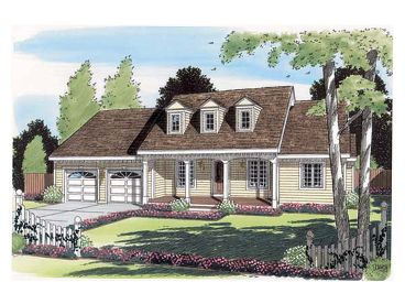 Affordable Home Plan, 047H-0027