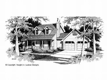 2-Story House Plan, 004H-0037