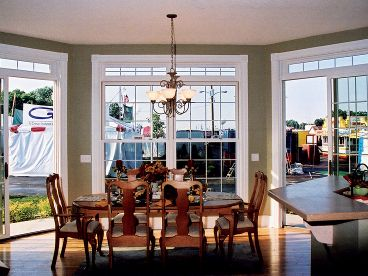 Breakfast Nook Photo, 027H-0059