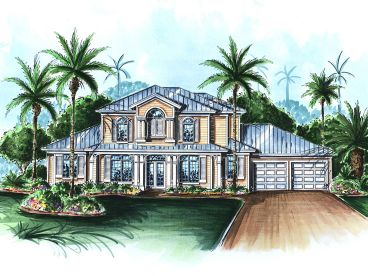 Old Florida Style House, 040H-0061