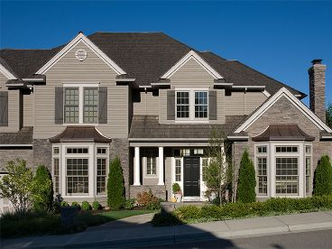 Home Plan Photo, 034H-0146