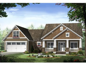 Affordable Home Plan, 001H-0125