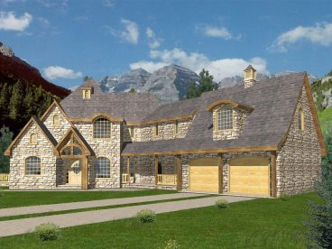European Home Plan, 012H-0084