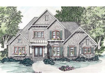 Affordable Home Plan, 045H-0009