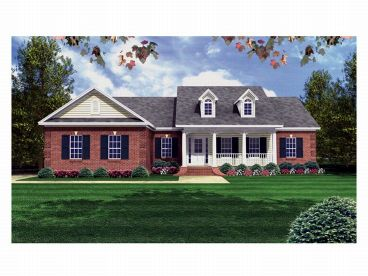 Small Home Plan, 001H-0029