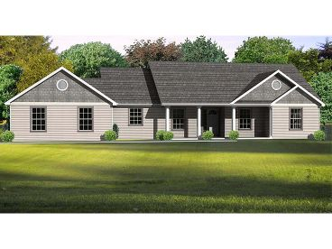 Family House Plan, 048H-0043