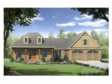 European Home Plan, 001H-0085