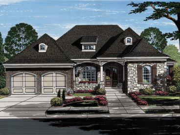 European Home Plan, 046H-0146