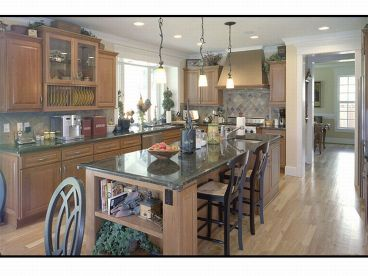 Kitchen Photo, 035H-0035