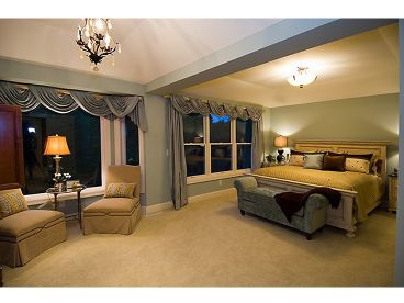 Master Bedroom Photo, 007H-0135