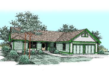 Affordable House Plan, 013H-0074