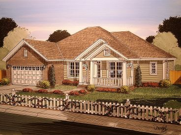 Traditional House Design, 059H-0163