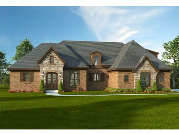 Multi-Generational House Plan, 062H-0075