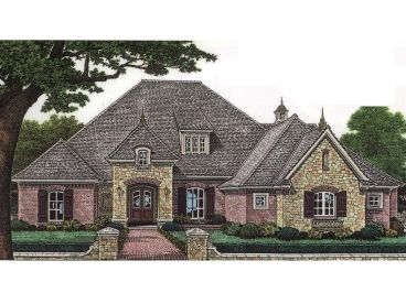 European Home Plan, 002H-0037