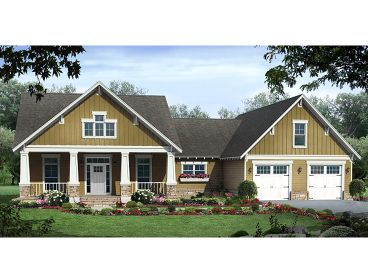 Craftsman House, 001H-0146