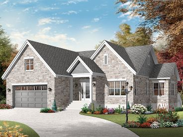 Affordable Home Plan, 027H-0323