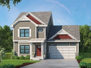 Multi-Generational House Plan, 031H-0359