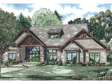 Luxury House Plan, 025H-0233