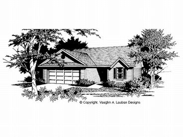1-Story House Plan, 004H-0018