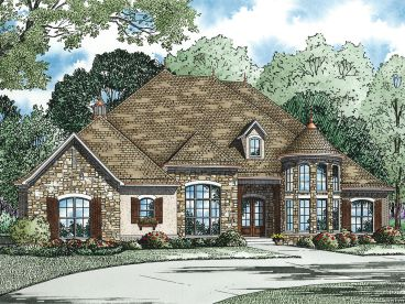 European Home Design, 025H-0267