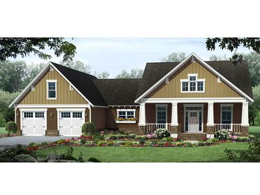 1-Story House Plan, 001H-0149