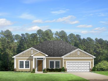 Traditional House Plan, 064H-0078