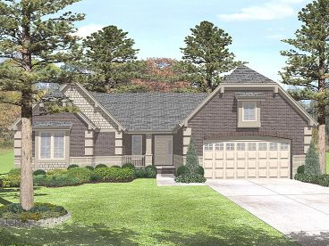 European Home Plan, 016H-0039