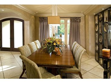 Dining Room Photo, 007H-0129