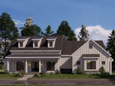 Country House Plan, 074H-0139