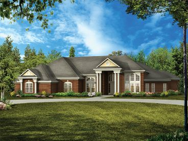 1-Story House Plan, 057H-0018