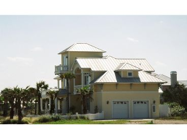 Beach Home Photo, 041H-0043