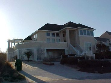 Beach House Photo, 041H-0016