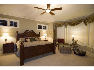 Master Bedroom Photo, 007H-0115