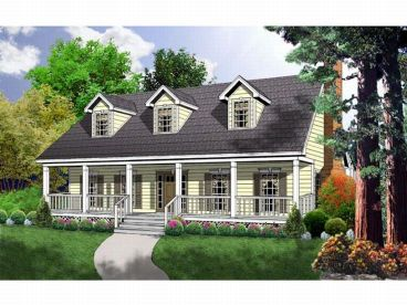 Country House Design, 015H-0063
