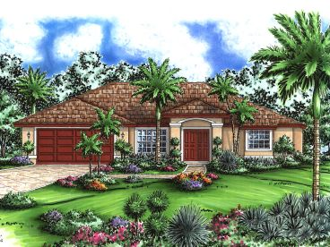 Affordable Home Plan, 040H-0073