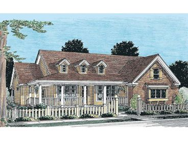 1-Story House Plan, 059H-0014