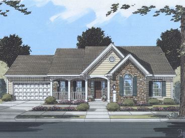 Small House Plan, 046H-0020
